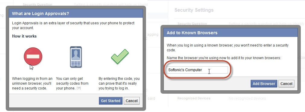 secure your browser