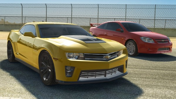 New Chevrolets for RR3
