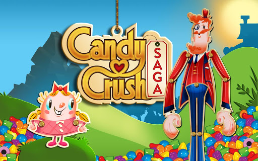 Welcome to Candy Crush Saga