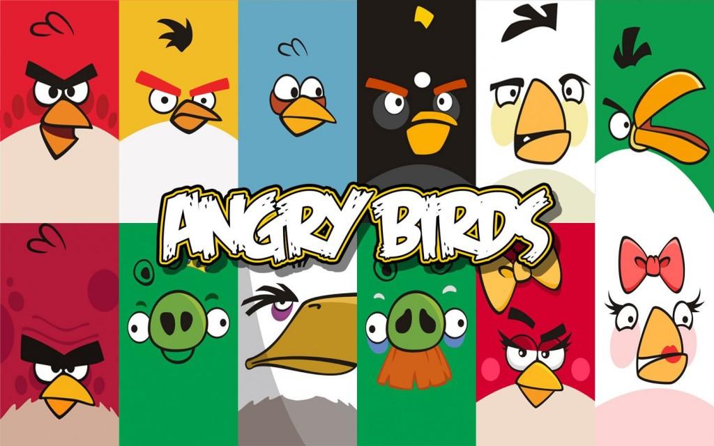 Guide To The Angry Birds Saga