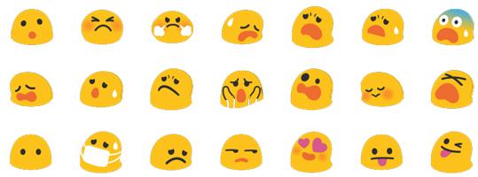 Emoticons-Hangouts
