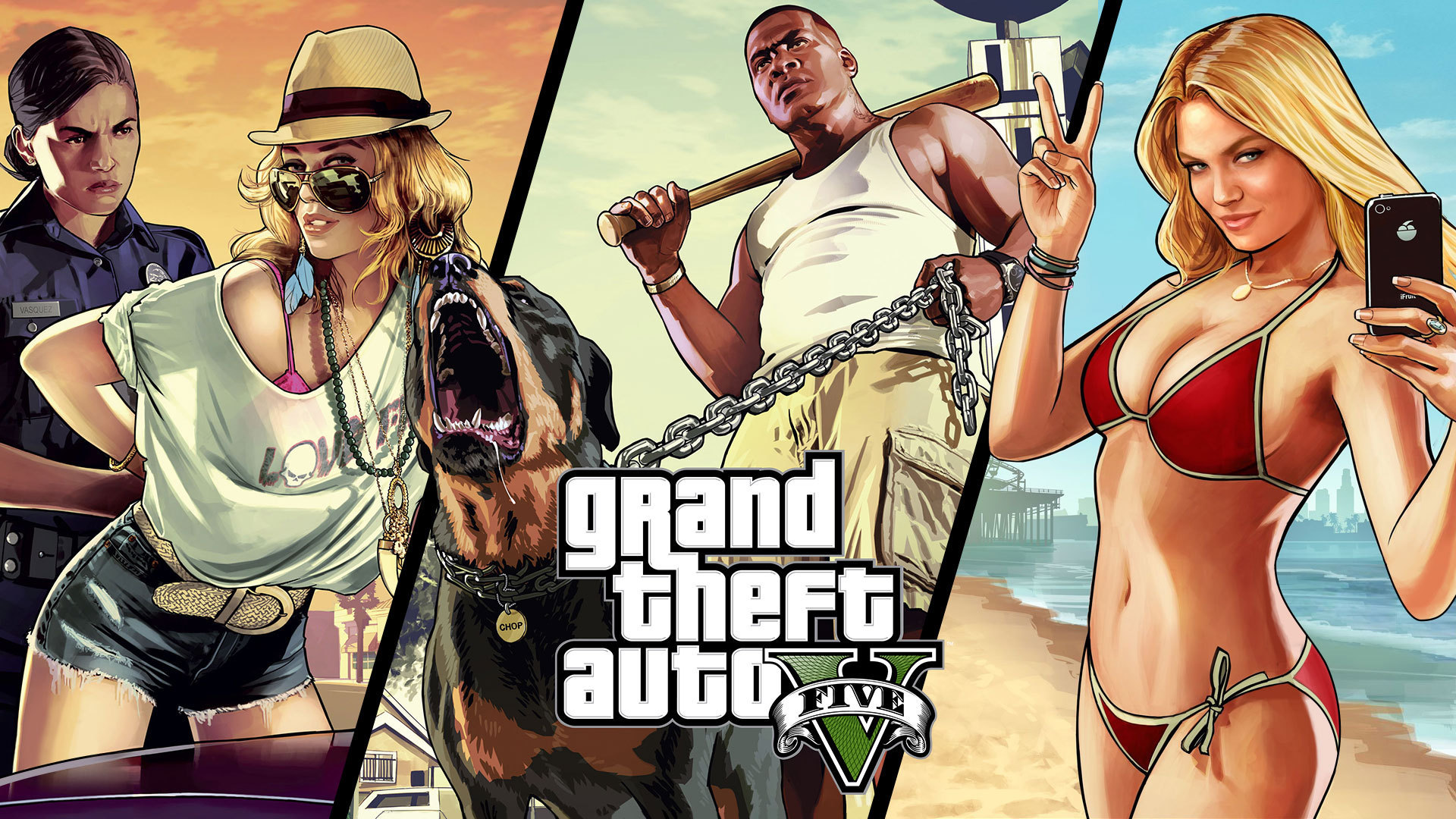 GTA V Preview: characters, missions, multiplayer and more…