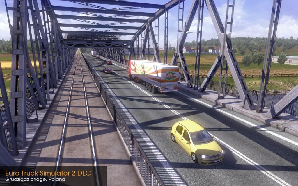 New Euro Truck Simulator 2 DLC screenshots released