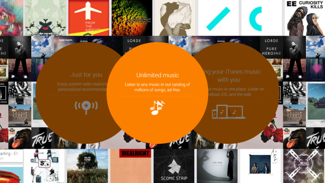 Hands on with Google Play Music All Access