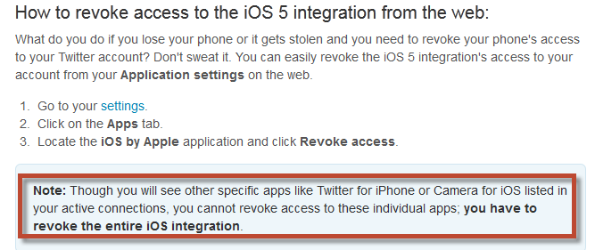 revoke ios apps