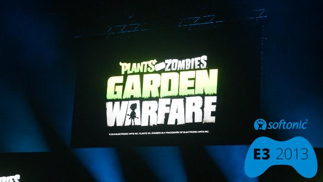 Plants vs Zombies Garden Warefare