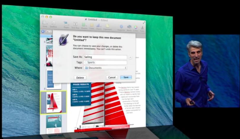 OS X Mavericks tagging finder
