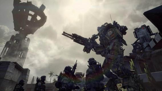 TitanFall armies