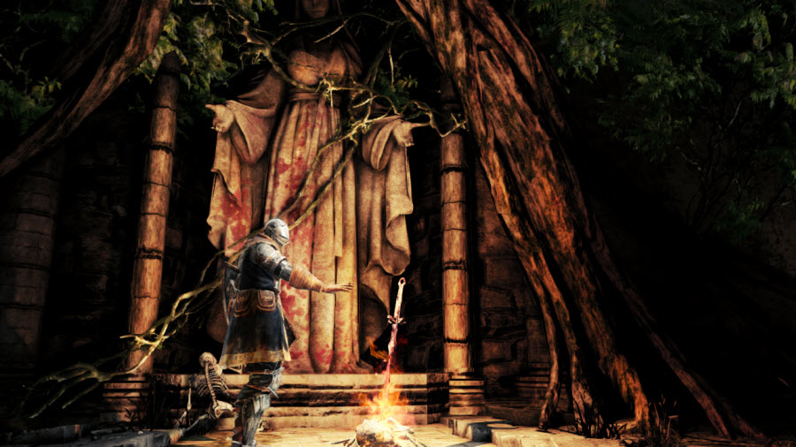 A Familiar Darkness Hands On With Dark Souls 2: Hands On: We Play Dark Souls II