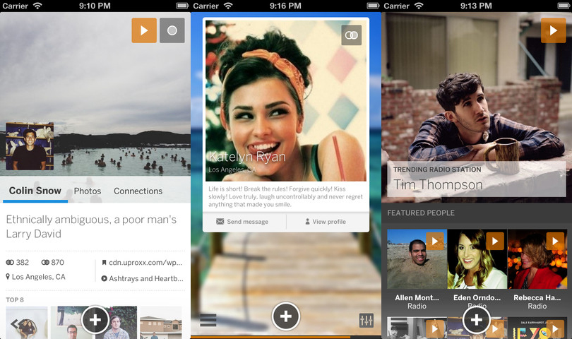 myspace for ios combined