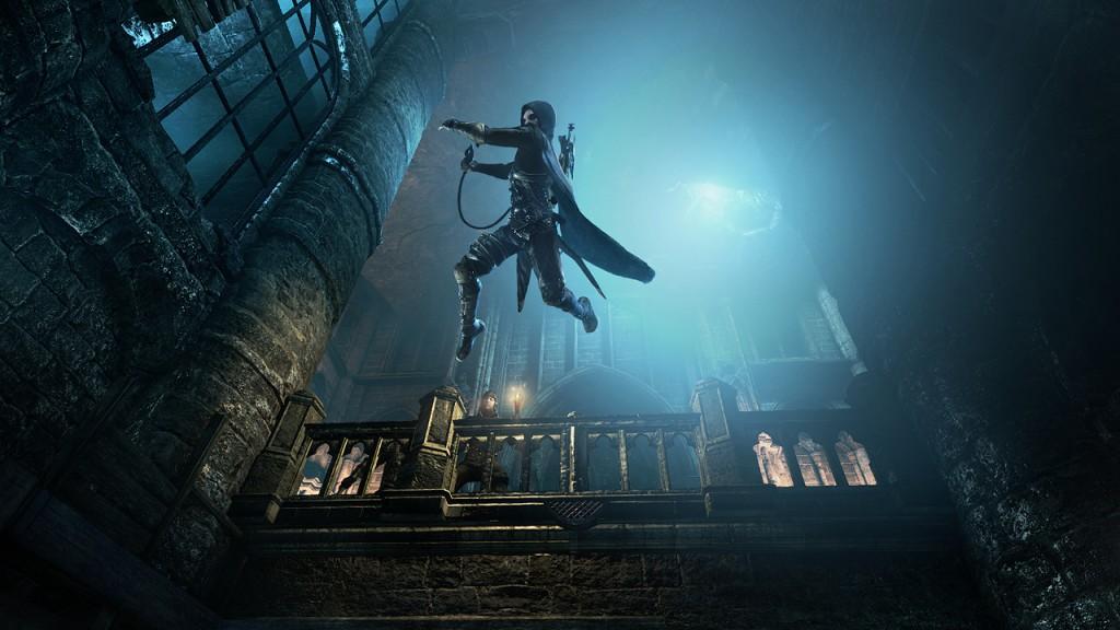 thief jump