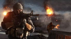 Battlefield 4 Battlelog trailer shows better mobile integration