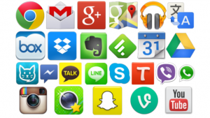 Starter apps for a new Android user