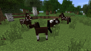 Minecraft 1.6.1 Horse Update released today