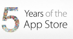 Apple announces bestselling apps for App Store 5th anniversary