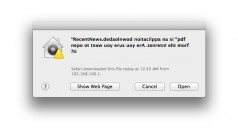 Malware targets Mac and Windows users simultaneously