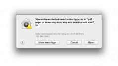 Malware targets Mac and Windows users simultaneously