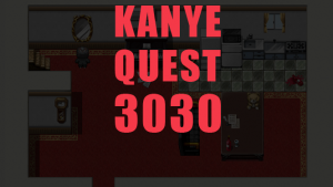 Become Kanye West for a day in indie RPG Kanye Quest 3030