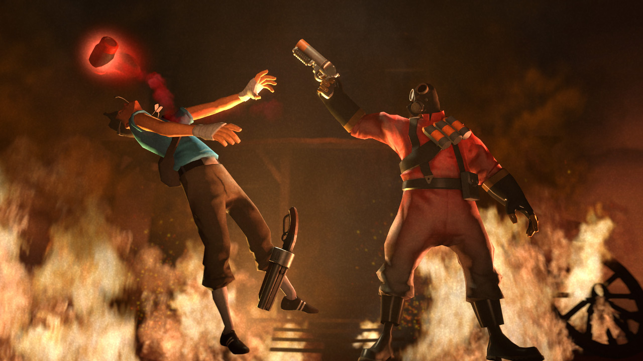 Massive Team Fortress 2 update focuses on rebalancing game
