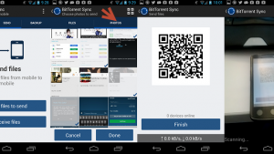 How to use BitTorrent Sync for Android