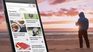 Opera for Android updates with quicker startup and video downloads
