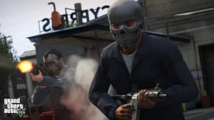 Rockstar explains how shooting has improved in GTA V