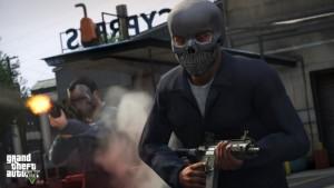 Rockstar explains how shooting has improved in GTA V