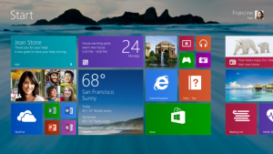 New Windows 8.1 build helps users discover hidden features, Facebook and Flickr integration still missing