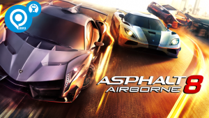 Gamescom 2013: Asphalt 8 launches on Android and iOS