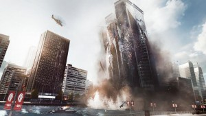 Gamescom 2013: Battlefield 4 'Levolution' trailer shows off environmental manipulation