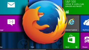 Firefox for Windows 8 Modern UI delayed
