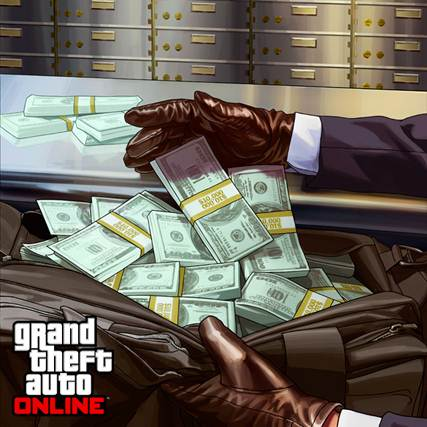 Grand Theft Auto Online cash