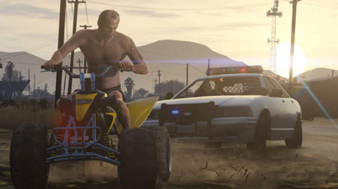 GTA Online trailer coming Thursday August 15th