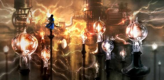 Alice in light land
