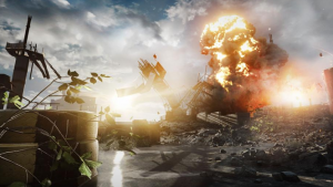 Watch four new Battlefield 4 videos