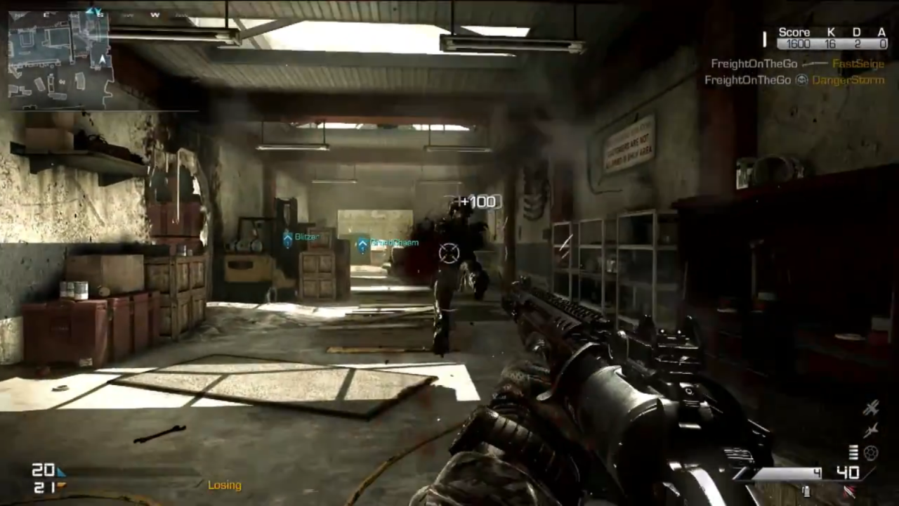 Call of Duty: Ghosts Squad modes offer solo, co-op, and competitive gameplay