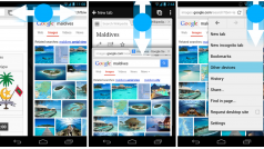 Chrome Beta for Android gets new gesture controls, advanced image search