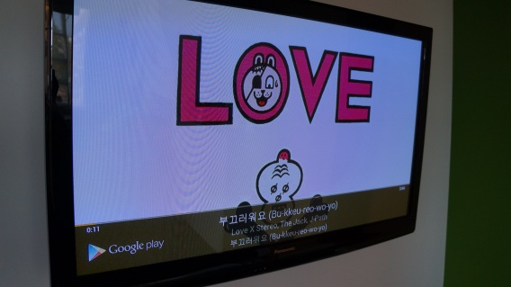 Chromecast Musique et film en streaming