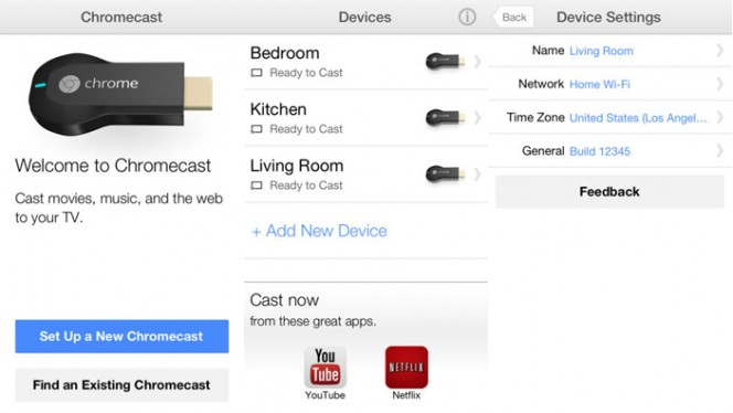 chromecast ios combined
