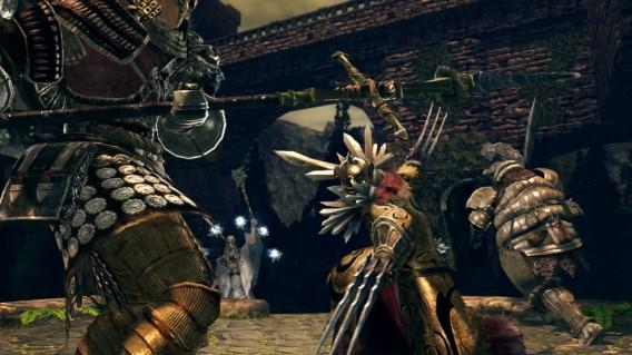 Dark Souls arena
