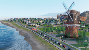 Video: SimCity Update 7 will improve traffic