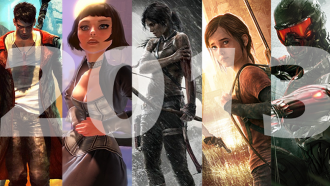 The top 10 games of 2013 - so far!