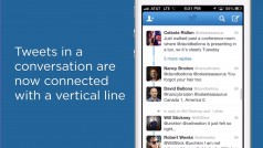 Twitter for Android, iOS updated with easier to follow conversations
