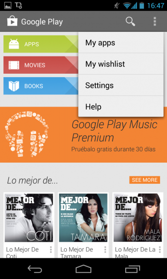 how to add people witg google play