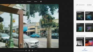 Google+ gets Snapseed photo editing tools in Chrome for desktop