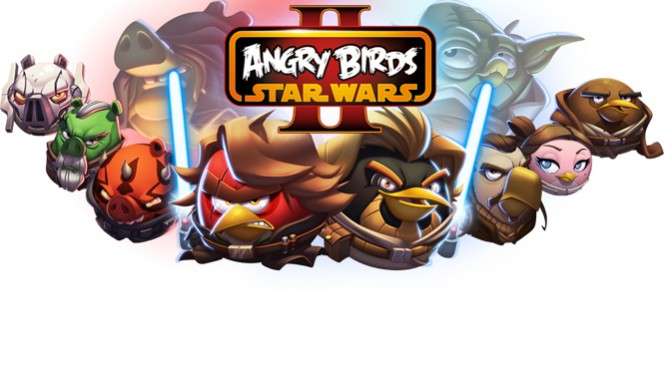 Meet the new characters in Angry Birds Star Wars II
