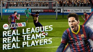 FIFA 14 for Android and iOS goes free-to-play, out now