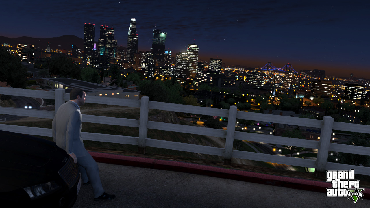 GTA V Visitor's Travelogue completed before Sept. 17th launch