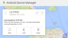 How to: use remote lock in Android Device Manager