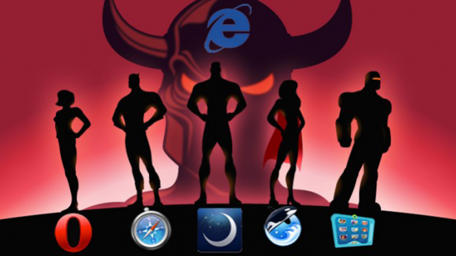5 Alternatives to Internet Explorer